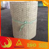 La piedra de manta aislante de lana mineral con material de malla de alambre
