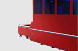 Placa Metálica de 1500W Laser de fibra Preço da máquina de corte
