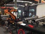 Cilindro hidráulico da qualidade excelente para a máquina do carvão amassado da alimentação da maquinaria agricultural