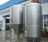 Food Grade Stainless Steel SUS316L Vertical Jacketed Tank