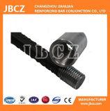 conexão mecânica do acoplador do Rebar de 12-40mm