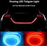 Indicatore luminoso corrente di tempo di giorno del segnale di girata dell'indicatore luminoso di frenaggio della coda dell'automobile SUV LED della striscia 12V di DRL