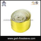 Los tubos de oro de envoltura de cinta de lámina adhesiva