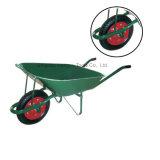 Jardín de alta calidad WB6200 Carretilla de mano con el mercado de Italia