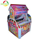 Het muntstuk stelde de Zoete Machine van het Spel van de Arcade van de Verkoop van het Huis van het Suikergoed in werking