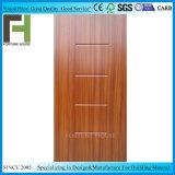 Personalizar HDF/MDF Melamina de la piel de la puerta de madera