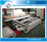 5-Axi vacío Wood CNC Router para el molde en 3D /Muebles