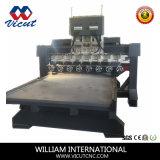 Digital-multi Spindel hölzerne schnitzende CNC-Maschine