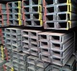"Materiale da costruzione d'acciaio della scanalatura a ""u"""
