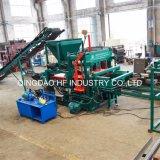 Бетонная плита Qt4-20 делая цену машины в Индии