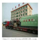 4ton à la chaudière de Dzl de vapeur de combustible solide de 8 tonnes