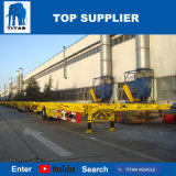 Titan-Fahrzeug - 40 Fuss-skelettartige Behälter-Schlussteil-Behälter-Chassis-Hersteller
