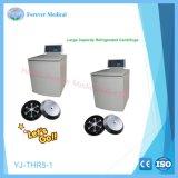 Basse vitesse de laboratoire centrifugeuse réfrigérée à grande capacité