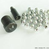 Accessori per il vestiario in rilievo Handmade del maglione di DIY del ribattino d'argento Pendant della perla