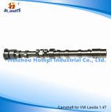 Árbol de levas para piezas de automóviles Volkswagen Lavida 1.4T 1.4/1.6 Caddy/Golf/Jetta/Passat/Polo/Escarabajo