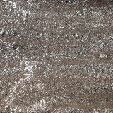 Foiled Hete het Stempelen Stof van de Zak van de Schoen van het Leer van Faux Pu van de Polyester