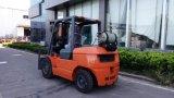 일본 Isuzu 또는 닛산 엔진 4 톤 Gasline/LPG 포크리프트