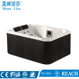 4 personne Outdoor acrylique Massage Massage Spa Hot Tub (M-3364)