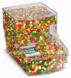 Bovenkant die de AcrylDoos van het Suikergoed voor Huwelijk (yyb-596) verkoopt