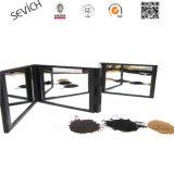 Fibra Foldable funcional excelente do espelho e do cabelo da beleza do cabelo