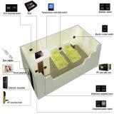 Bestes intelligentes Auflage-/Telefon-/Computer-drahtloses Fernsteuerungs des Hotel-Automatisierungs-Systems-Suppoort