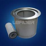 Séparateur de pétrole de filtre de compresseur d'air de 1614905600 atlas