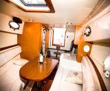 30' de la certification CE de la vitesse de fibre de verre Sport Luxury Yacht de bateau de pêche