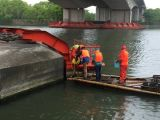 ポートの機密保護の監視のRovの水中安全モニタリングRov