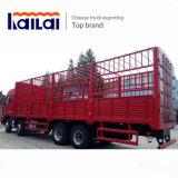 Camion del camion del camion 340HP del carico del camion Ca1313 del palo di FAW 8*4