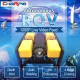 Rovの自律水中カメラ