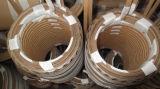 Il documento del cavo telefonico ha coperto il collegare di alluminio isolato