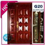 2017 Metal Exterior de qualidade superior da porta de segurança de aço (EF-S129ZM)