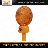 Luz de advertencia de seguridad vial que destella LED para la carretera barricada