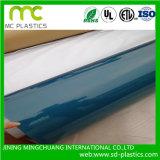 Film transparent flexible en PVC utilisé pour cas/fenêtre conteneur/Pack