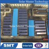 태양 편평한 지붕 설치