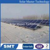 Большие коммерческие панели крепления солнечной энергии
