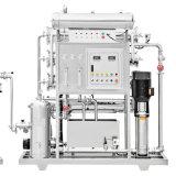 Pianta di filtro dall'acqua del minerale di trattamento delle acque delle acque luride