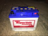 DIN45 12V45ah acidi al piombo asciugano la batteria automatica ricaricabile caricata