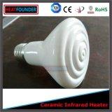 Riscaldatore di ceramica infrarosso della lampadina
