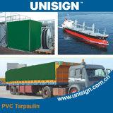 PVC personalizzato Laminated Canvas Tarpaulin per Covers