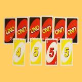 A ONU feita sob encomenda carda cartões de jogos adultos do cartão do jogo