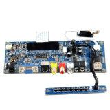 Módulo e kit de tela de toque LCD de 8 polegadas com VGA / HDMI