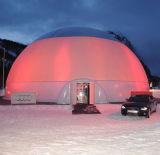 Opblaasbare Reusachtige Blauwe Tent/de Opblaasbare Tent van de Reis van Nice van het Product voor Openlucht