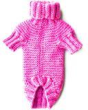 Moda de la calidad superior de la mano del suéter del perro de punto