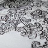 Coperchio classico del Duvet del Comforter della trapunta della coperta dell'assestamento di disegno reale di lusso dell'Europa