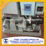 Séparateur d'eau huilé de 0,25 m3 / H 15 ppm Séparateur d'eau huileuse