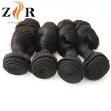 Feito no Weave brasileiro do cabelo da qualidade do cabelo humano de China
