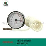 Thermomètre du tube Wza-St/8 capillaire dans -40~40c