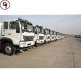 Sinotruk Styer 4X2 트럭 연료 물 물뿌리개 탱크 18000L에 판매를 위한 26000L