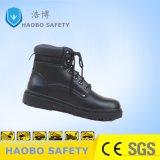 Промышленной безопасности с сертификат CE Footware из натуральной кожи